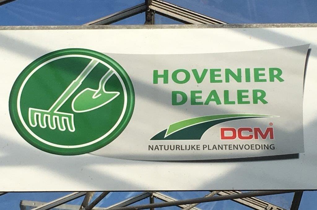 DCM hovenier dealer