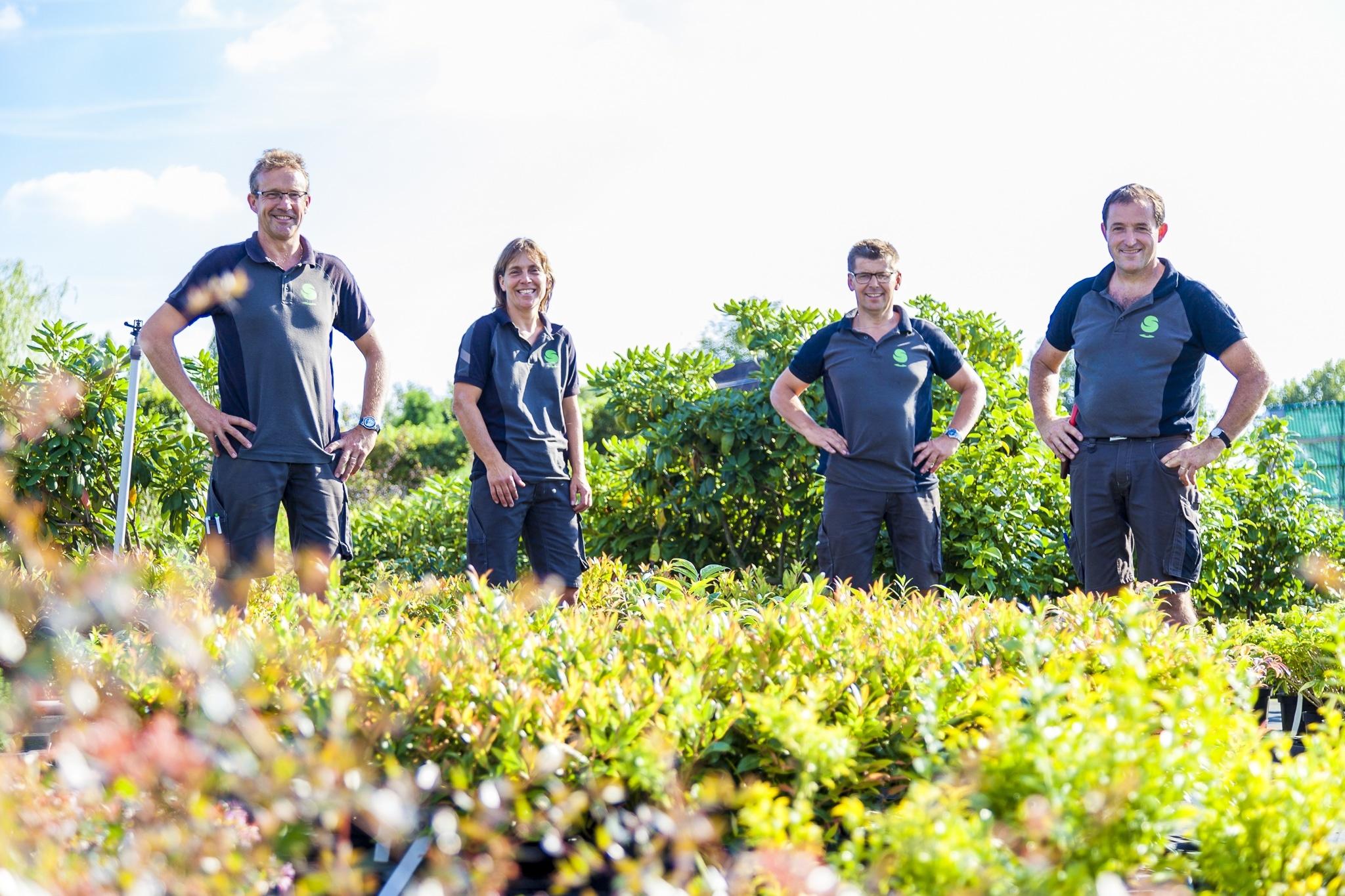 Schonenberg vacature team